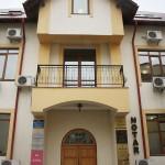 Clădirea lui Ghilaș deținută prin firma Grinarid SRL