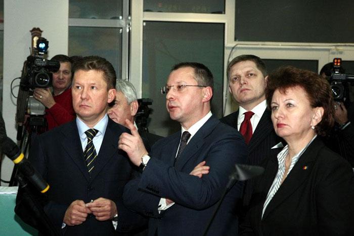 Alexei-Miller-Robet-Fico-si-Zina-greceanii-ianuarie-2009-dispecereatul-gazprom