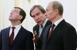 Medvedev--rise