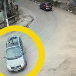 Это авто мы зафиксировали на камерах в Атаках
